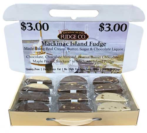 Devon's Mackinac Island Fudge